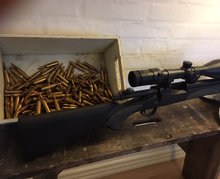 Remington 700 .243W som ny
