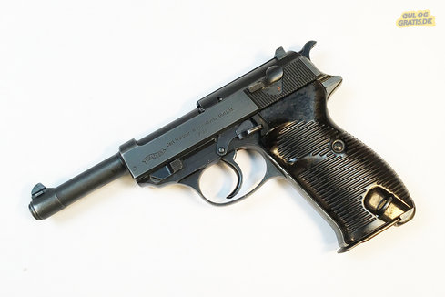 Walther P38 - Cal. 9mm, billede 1