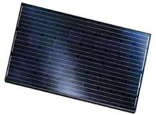 Solcelle panel