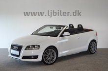 A3 1,8 TFSi Ambition Cabriolet