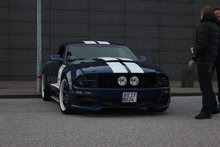 Mustang 4,6L GT 500 coupe V8 ! Clone !!