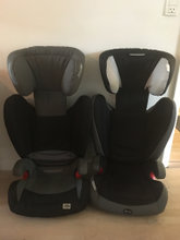 Rømer auto stole med isofix  beslag