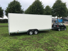 WM MEYER Cargo trailer AZ3060/200 S40