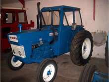 FORD 3000x TOTAL RENOVERET