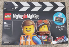 Lego Movie, Movie Maker 70820