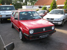 VW GOLF 1,6CL 70HK 3DØRS