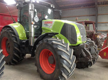 CLAAS Axion 840  C-Matic MED FRONT PTO