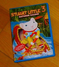 DVD: Stuart Little 3