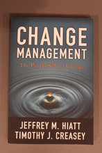 Change Management - The People Side...