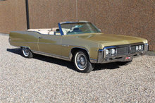 Buick Electra 7,0 V8 365HK Cabr. Aut.