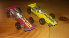Formula 1 Matchbox series no.34