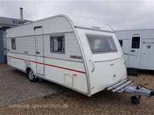 2006 - Cabby Comfort Edition 620 FT   Dejlig Cabby campingvogn