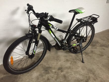 24 tommer Cannondale mountainbike