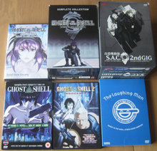 Ghost in the Shell samling