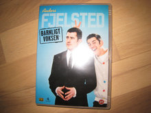 Stand-up Anders Fjelsted