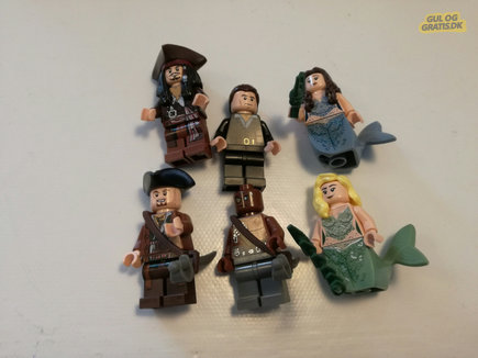 Pirates of The Caribbean, billede 1