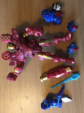Marvel super hero MASHERS upgrade figur