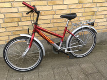 Winther pigecykel. 20""
