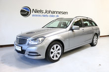 C200 2,2 CDi Elegance st.car aut. BE