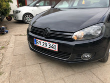 Golf VI 1,6 tdi bluemotion