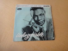EP - Nat 'King' Cole - Unforgettable