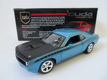 2010 Dodge Challenger SRT- 1:18