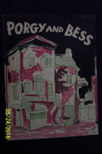 Porgy and Bess Århus 12 may 1956 kl. 20