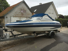 Byttes Glastron 185 GXL Bowrider...