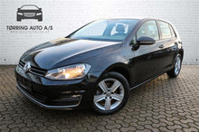 VW Golf 1,4 TSI BMT Highline 140HK 5d 6g