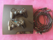 PS3 med 2 controllere
