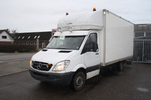 Sprinter 318 3,0 CDi R3 Chassis
