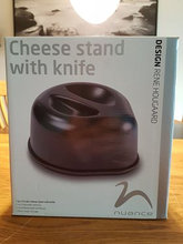 Cheese Stand med kniv
