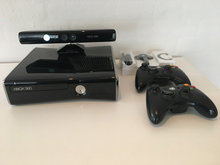 XBOX 360 incl. Kinect