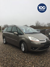 Grand C4 Picasso 1,6 HDi 110 VTR E6G Pack