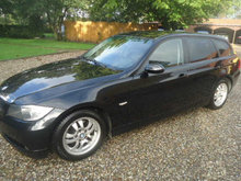 BMW 320 D 163 hk. St.car. km 250.