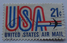 USA - Stanley Gibbons A1351 - Stemplet