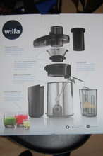 Wilfa Squeezy JE-400s