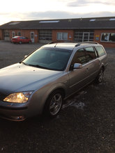 Ford Mondeo St.car