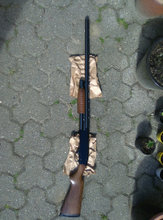 Winchester Pump Action Cal. 12/76