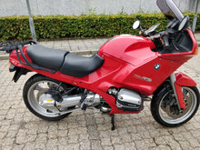 BMW R 1100 RS nysynet 22/11-2018 ABS