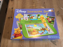 Disney Interactive quiz
