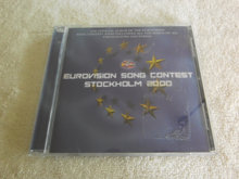 CD:  Eurovision song contest 2000