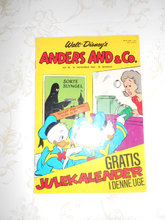 Anders And & Co nr. 48-49+51-52 1968