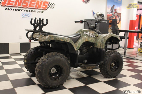 Yamaha grizzly 80 horsens for Yamaha grizzly 80