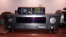 Denon surround receiver.virker perfekt.