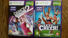 xbox 360 kinect spil