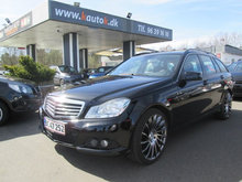 C200 2,2 CDi Elegance st.car BE