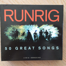 Runrig. 50 great songs
