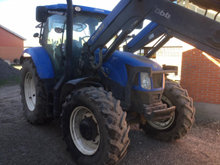 New Holland T6.155 -4WD