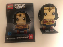 LEGO Brick-Headz - Wonder Woman